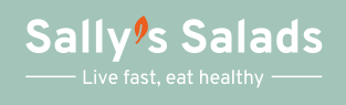 Sally's salads logo